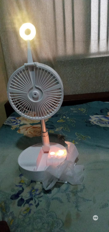 Lever Folding Mist Fan   Home Appliances for sale in Oshodi, Lagos State, Nigeria