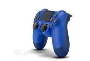 Ps4 Dualshock Controller Blue | Video Game Consoles for sale in Lagos State, Ikeja