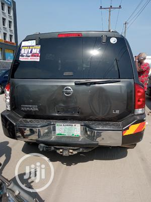 Nissan Armada 2006 4x4 SE Black | Cars for sale in Lagos State, Ajah