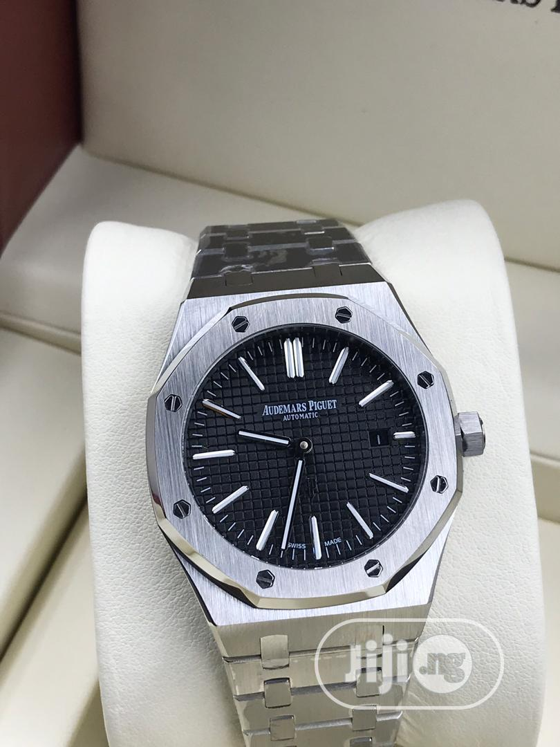 High Quality AUDEMARS PIGUET Stainless Steel | Watches for sale in Magodo, Lagos State, Nigeria