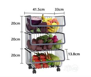 Vegetable Trolley | Store Equipment for sale in Lagos State, Surulere