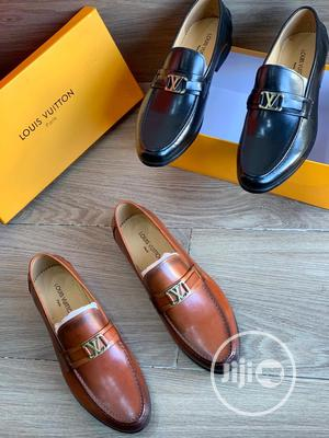 Original Louis Vuitton Loafers Shoes for Men Available | Shoes for sale in Lagos State, Surulere