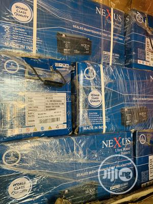 Nexus 200ah 12v Deep Cycle Battery   Solar Energy for sale in Lagos State, Ajah