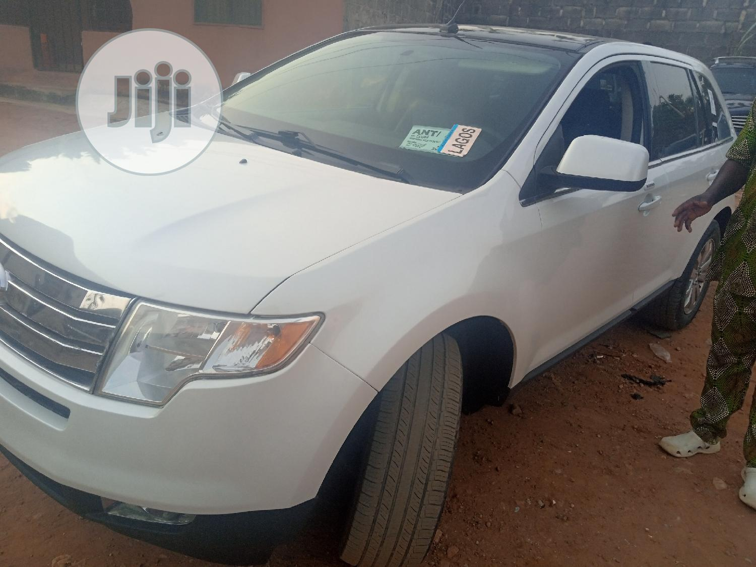 Ford Edge 2010 White