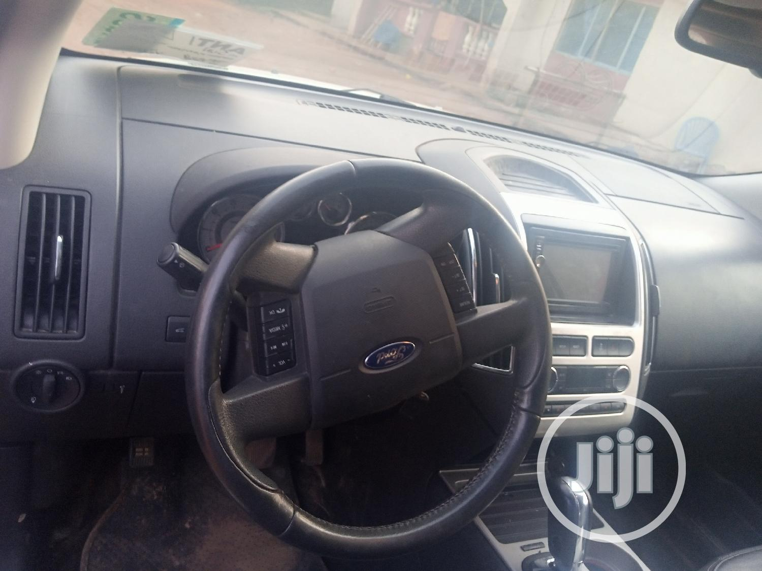 Ford Edge 2010 White | Cars for sale in Alimosho, Lagos State, Nigeria