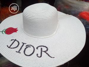 Ladies Designers Beach Hat | Clothing Accessories for sale in Lagos State, Ikeja