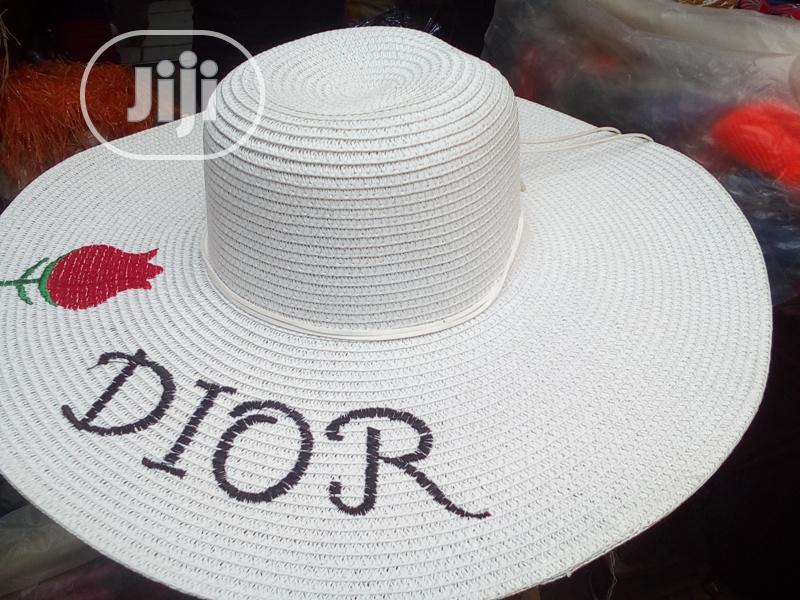 Ladies Designers Beach Hat