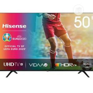 Hisense 50 Inches 4k Smart Uhd Tv With 3 HDMI, 50A7100 | TV & DVD Equipment for sale in Lagos State, Ojo