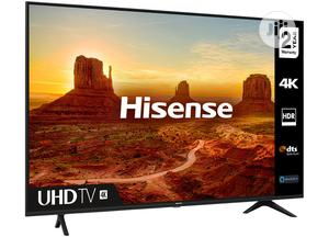 Hisense 65 Inches 4k Smart Tv With Bluetooth,4k-65a7100- | TV & DVD Equipment for sale in Lagos State, Ojo