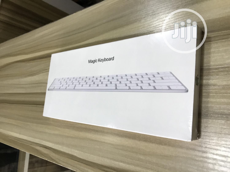 Apple iMac Keyboard | Computer Accessories  for sale in Ikeja, Lagos State, Nigeria