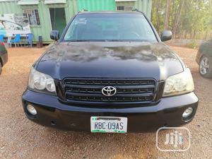 Toyota Highlander 2004 Black   Cars for sale in Abuja (FCT) State, Katampe