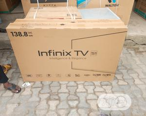 Infinix 55 Inches Smart Tv S1   TV & DVD Equipment for sale in Lagos State, Ojo