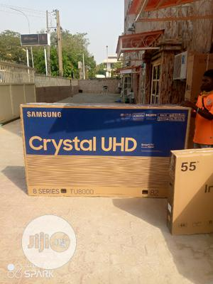 Samsung 82 Inches TU 8000 | TV & DVD Equipment for sale in Abuja (FCT) State, Wuse