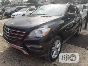 Mercedes-Benz M Class 2012 Black | Cars for sale in Lagos State, Lekki