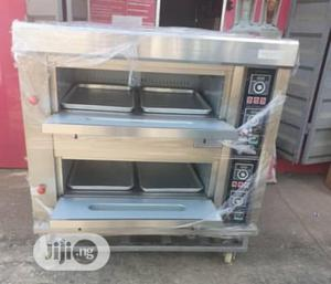 Four Trays 2 Deck Oven | Industrial Ovens for sale in Lagos State, Surulere