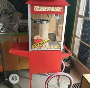 Standard Popcorn Machine With Cart   Restaurant & Catering Equipment for sale in Lagos State, Surulere