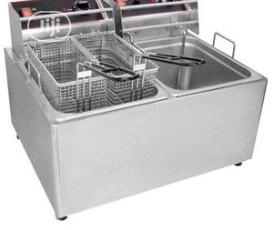 Double Table Top Fryer | Restaurant & Catering Equipment for sale in Lagos State, Surulere
