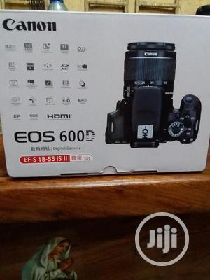 Canon 600D Camera   Photo & Video Cameras for sale in Lagos State, Amuwo-Odofin