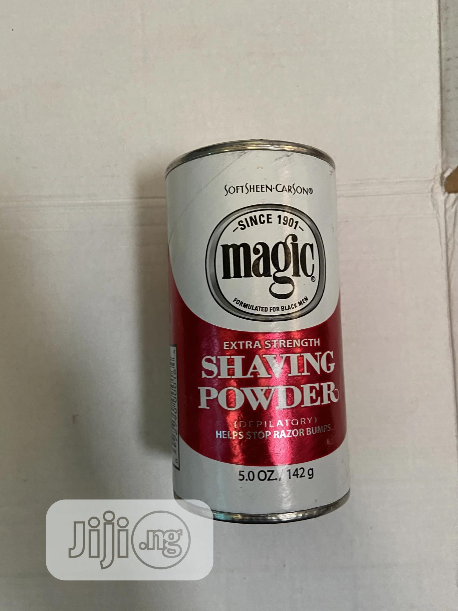 Archive: Magic And Royal Shaving Power