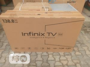 Infinix Smart 4K Tv=55si   TV & DVD Equipment for sale in Lagos State, Ojo