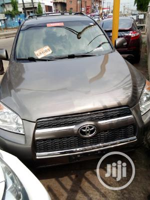 Toyota RAV4 2012 Brown | Cars for sale in Lagos State, Ogba
