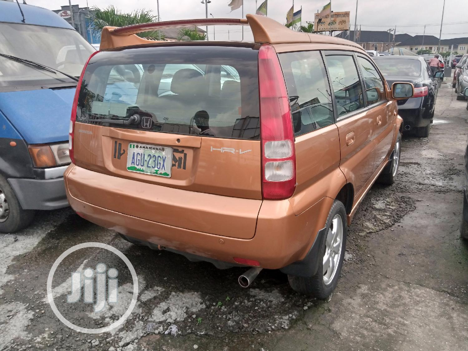 Honda HR-V 2005 Orange