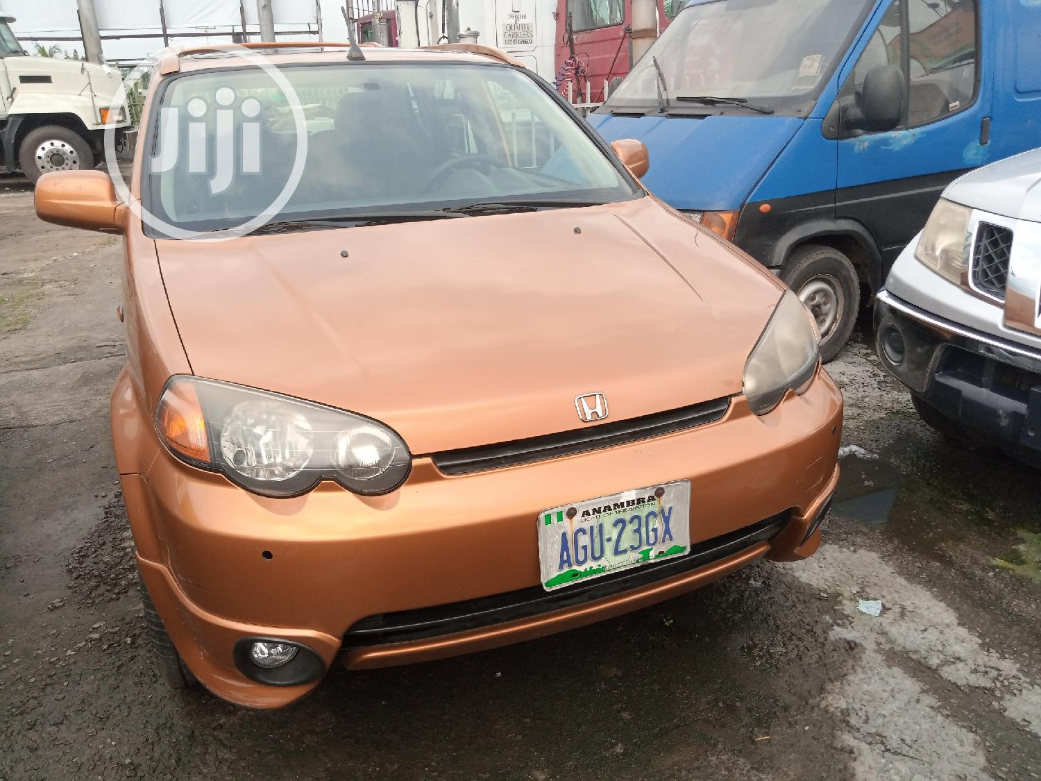 Honda HR-V 2005 Orange | Cars for sale in Port-Harcourt, Rivers State, Nigeria