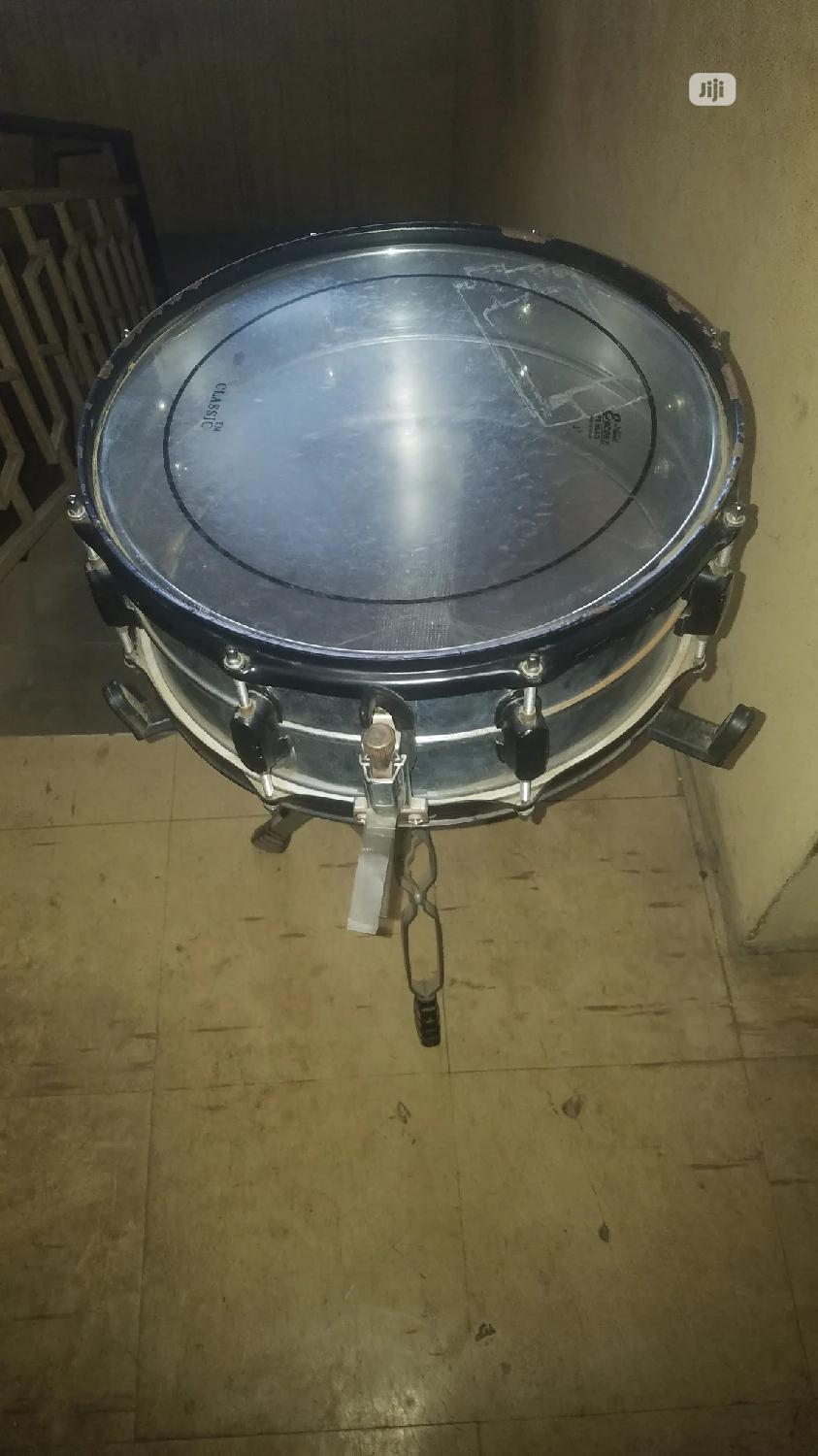 Archive: Snare Drum and Hi Hat With Stand