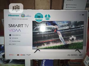 Hisense 43''full HD Smart Tv+Netflix & Youtube App | TV & DVD Equipment for sale in Kwara State, Ilorin West
