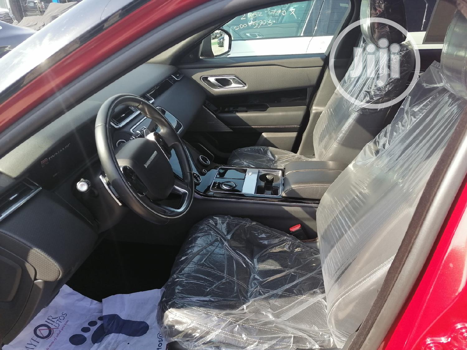 Land Rover Range Rover Velar 2018 P250 SE R-Dynamic 4x4 Red | Cars for sale in Apapa, Lagos State, Nigeria