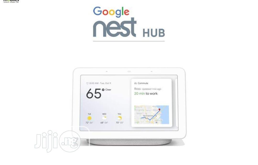 Google Nest Hub   Audio & Music Equipment for sale in Ikeja, Lagos State, Nigeria