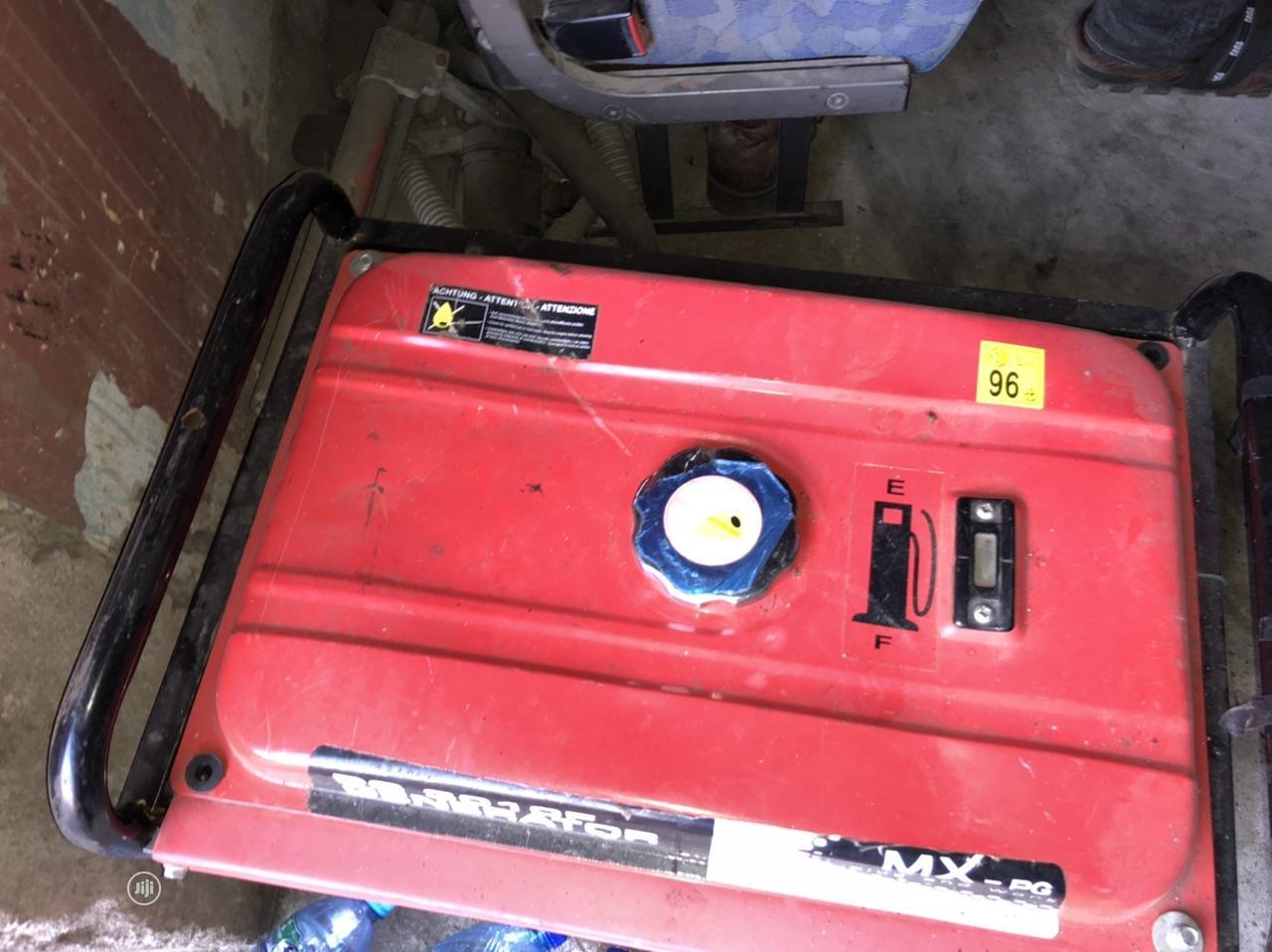 Archive: German Used Petrol Generator