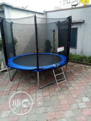 12 Feet Trampoline   Sports Equipment for sale in Lagos State, Ikeja