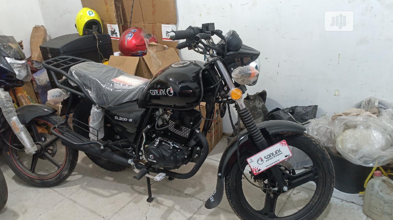 Archive: New Sonlink SL200-8A 2020 Black