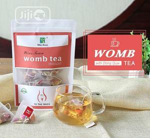 Womb Fertility Tea | Vitamins & Supplements for sale in Lagos State, Lagos Island (Eko)