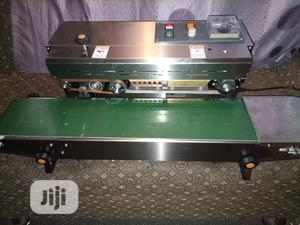 Soap Nylon Etc Continuous Sealing Machine.   Manufacturing Equipment for sale in Ogun State, Abeokuta South