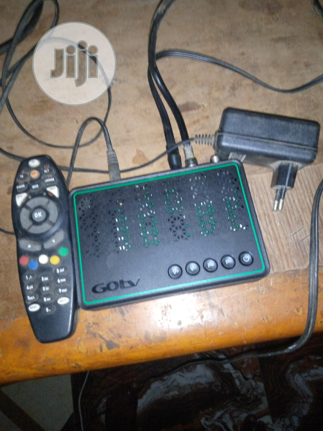 Archive: Gotv With Antenna And Cable