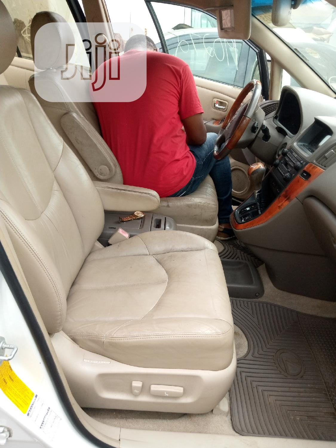 Lexus RX 2002 Gold | Cars for sale in Ikeja, Lagos State, Nigeria