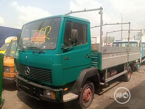 Mercedes Benz 814 Pick Up Truck Green | Trucks & Trailers for sale in Lagos State, Apapa