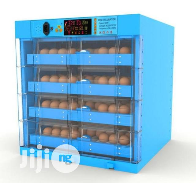 320 Eggs Incubator With Wifi Automatic | Farm Machinery & Equipment for sale in Dei-Dei, Abuja (FCT) State, Nigeria