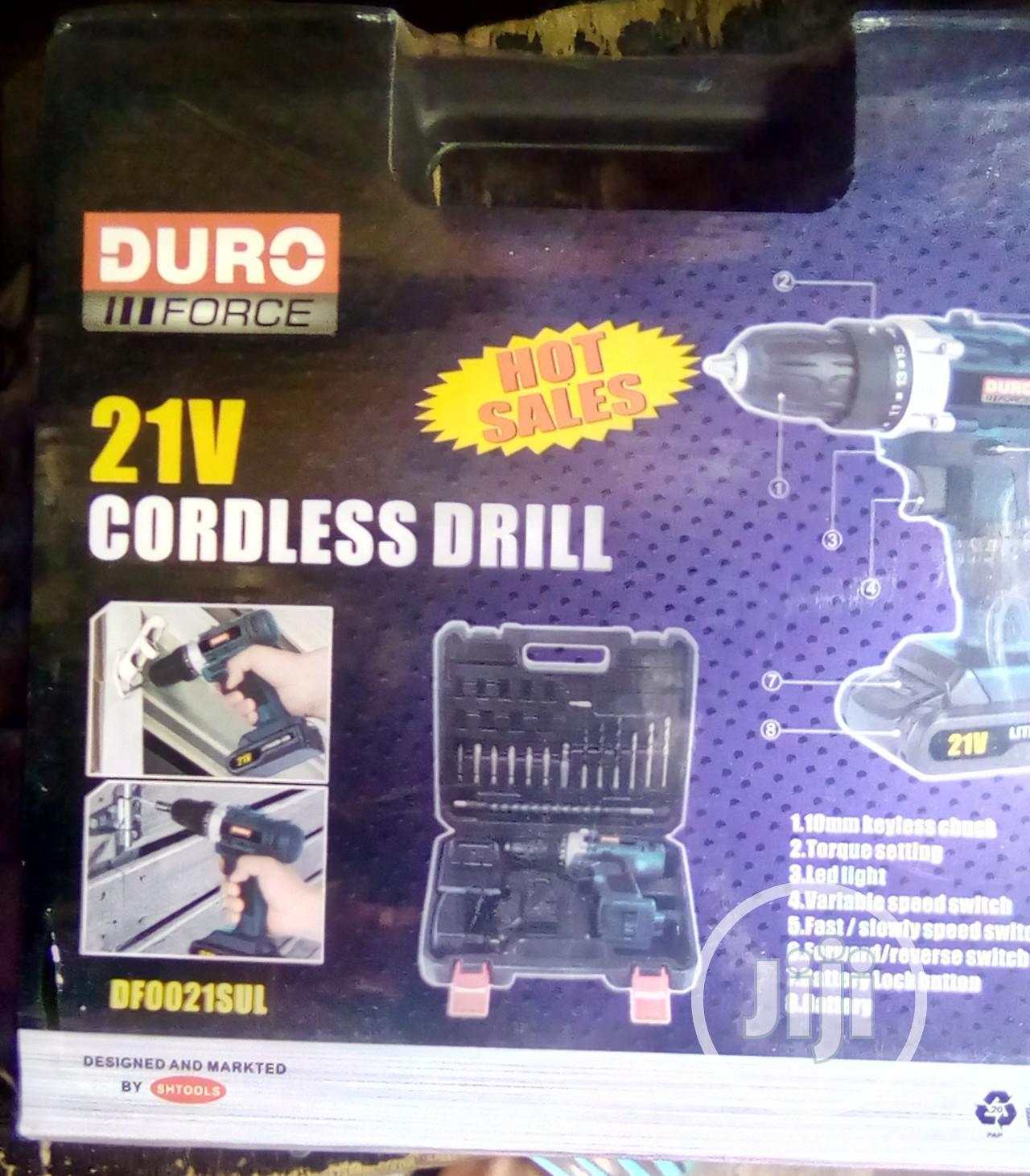 21v Of Duro Screw Machine