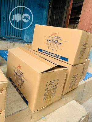 200ah 12v Ritar Deep Cycle Battery | Solar Energy for sale in Lagos State, Ojo