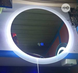 Round LED Wall Mirror | Home Accessories for sale in Lagos State, Amuwo-Odofin