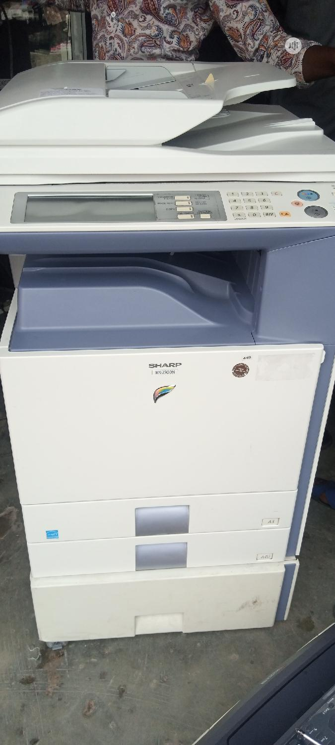 Sharp Mx 2300n 3in1 Color   Printers & Scanners for sale in Surulere, Lagos State, Nigeria