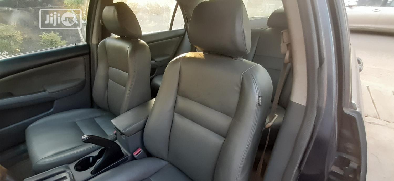 Archive: Honda Accord 2005 2.0 Comfort Automatic Blue