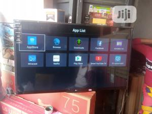 LG 75inches Tv Smart 4k   TV & DVD Equipment for sale in Lagos State, Ojo