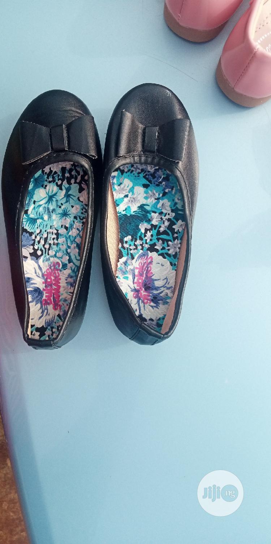 Archive: Black Kiddies Shoe