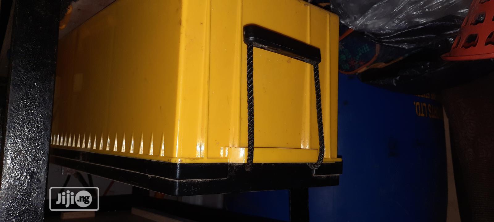 Used Inverter Battery