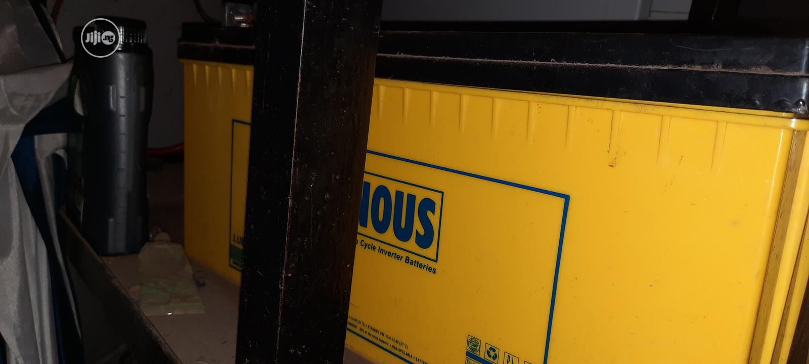 Used Inverter Battery | Home Appliances for sale in Oshodi, Lagos State, Nigeria