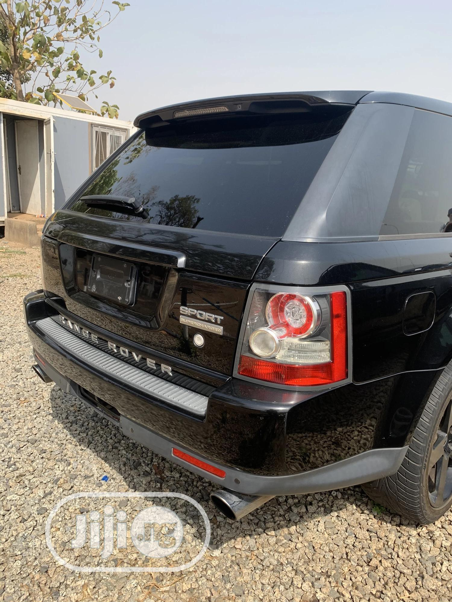 Land Rover Range Rover Sport 2011 Black | Cars for sale in Kubwa, Abuja (FCT) State, Nigeria